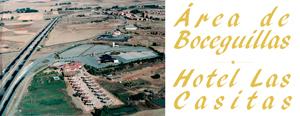 Área de Boceguillas – Hotel Las Casitas